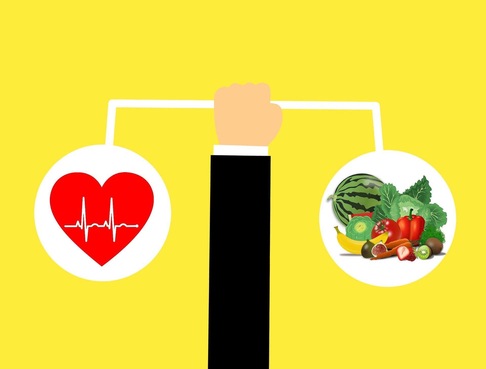 উচ্চরক্তচাপ (high blood pressure) ও নিরামিষ আহার (vegetarian)