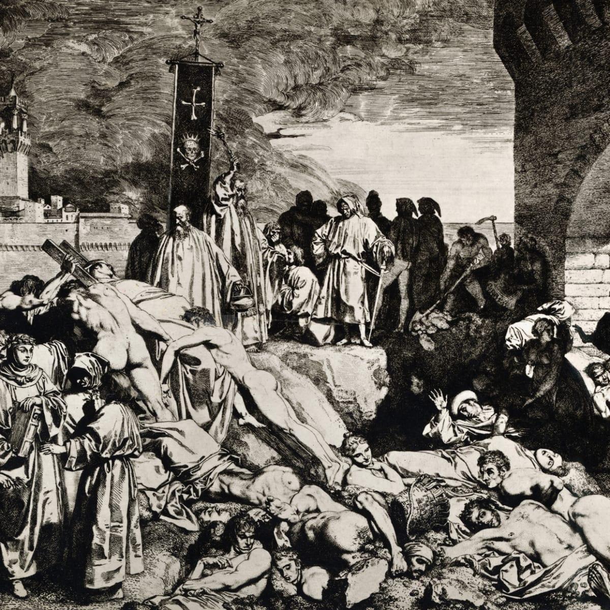মহামারী সংকলন-১ ( চীনের প্রাগৈতিহাসিক মহামারী)
